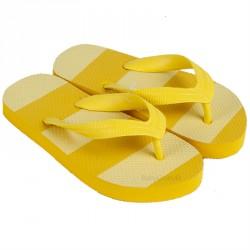 Klip klap sko fra Mikk-Line - Gul