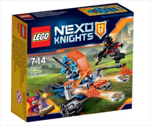 Knighton kampknuser - 70310 - LEGO NEXO Knights