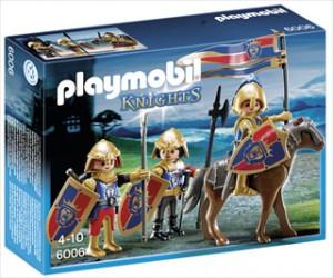 Kongelige løveriddere - 6006 - PLAYMOBIL Knights