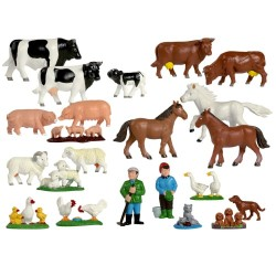 KREA bondegårdsdyr