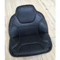 Læder sæde/overtræk til Audi TT RS ELBil til børn 12V