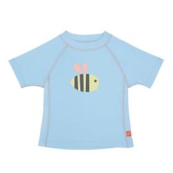 Lässig Badebluse UV - Korte Ærmer - Bumble Bee