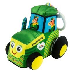 Lamaze JD Traktor rangle i stof