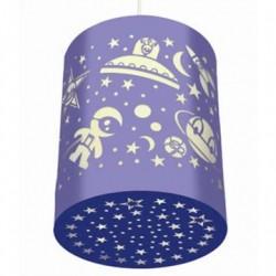 Lampe Papirklip I rummet fra Djeco Little Big Room