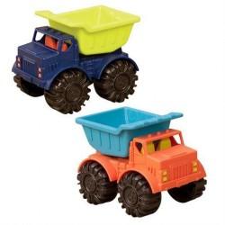 Lastbil til sandkassen Mini Truckette fra B Toys