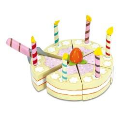 Le Toy Van Vanilla fødselsdagskage