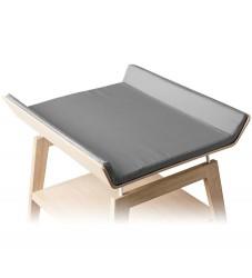 Leander Puslepudebetræk - Linea - Cool Grey