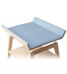 Leander Puslepudebetræk - Linea - Dusty Blue