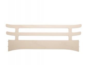 Leander® Sengehest Til Juniorseng - White Wash