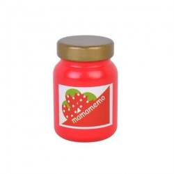 Legemad Jordbær Marmelade i træ MaMaMeMo