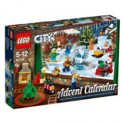 LEGO City julekalender 2017