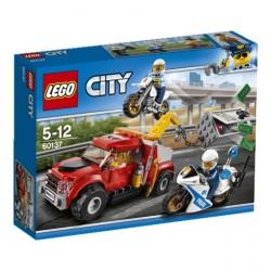 LEGO City - Kranvogn-kaos