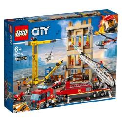 LEGO City Midtbyens brandvæsen