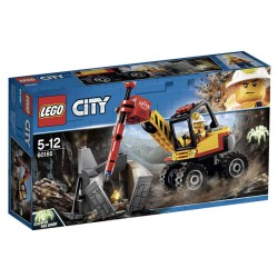 LEGO City Mining Mineknuser