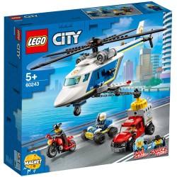 LEGO City Police Politihelikopterjagt