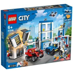 LEGO City Police Politistation