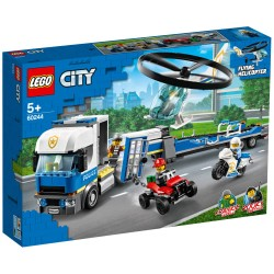 LEGO City Politihelikoptertransport