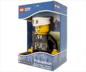 LEGO City Politimand-figur vækkeur - LEGO Watch