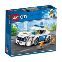 LEGO City Politipatruljevogn