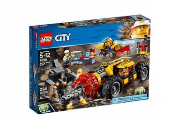 LEGO City Stort minebor
