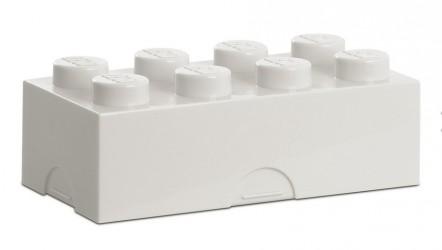 LEGO Classic 8 White Madkasse