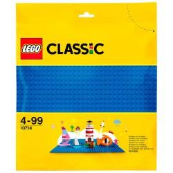 LEGO Classic byggeplade - Blå