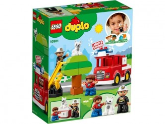 LEGO DUPLO, Brandbil - 10901