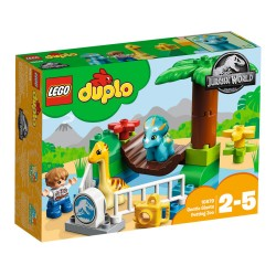 LEGO DUPLO De blide kæmpers zoo
