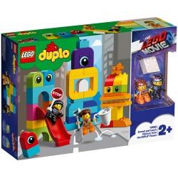 LEGO DUPLO - Emmet og Lucys gæster fra DUPLO planeten