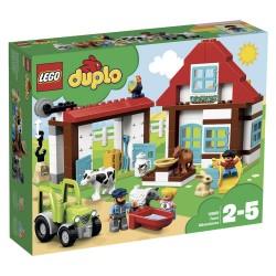 LEGO DUPLO Eventyr på gården