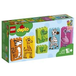 LEGO DUPLO Mit første sjove puslespil