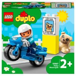 LEGO DUPLO Politimotorcykel
