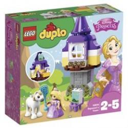 LEGO DUPLO Rapunzels tårn