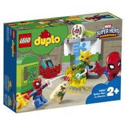 LEGO DUPLO Spider-Man mod Electro
