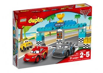 LEGO DUPLO Stempel Cup-racerløb - Cars