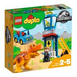 LEGO DUPLO T-Rex tårn