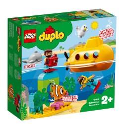 LEGO DUPLO Ubådseventyr