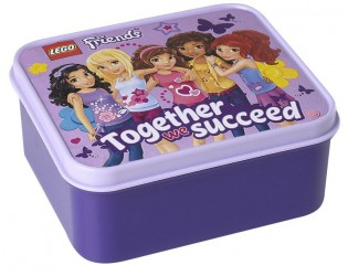 Lego Friends Madkasse Lavendel