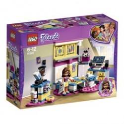 LEGO Friends Olivias Luksussoveværelse