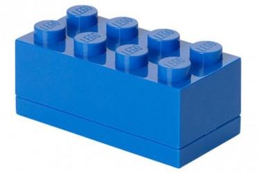 Lego Klods Mini Box Blå