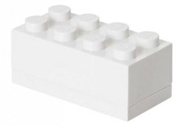 Lego Klods Mini Box Hvid