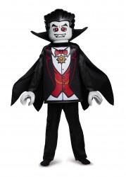 LEGO Kostume, Str; 7-8 år - VAMPYR DELUXE