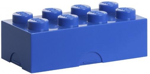 Lego Madkasse Blå