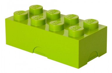 Lego Madkasse Limegrøn