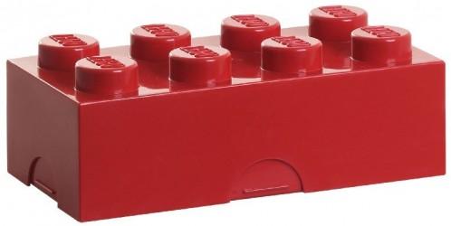 Lego Madkasse Rød