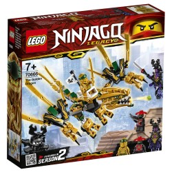 LEGO Ninjago Den gyldne drage