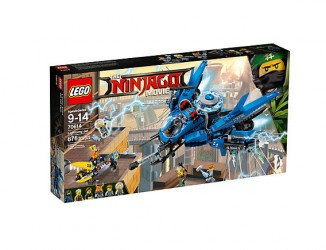 LEGO Ninjago Lynjet