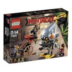 LEGO Ninjago Piratfiskeangreb