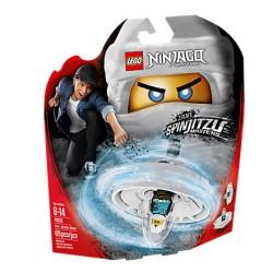 LEGO Ninjago Zane Spinjitzu-mester