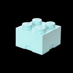 LEGO Opbevaringskasse 4 - Aqua